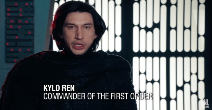 Kylo Ren gets replaced in video game with popular SNL character—and we're LOLing