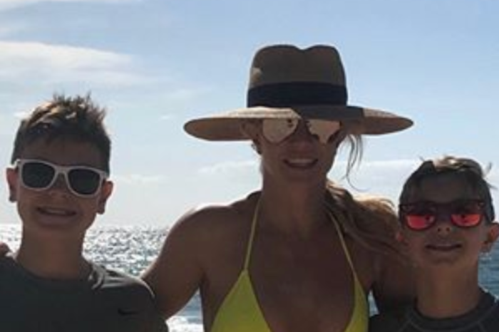Britney Spears has never looked better than in a bikini on a New Year's vacation