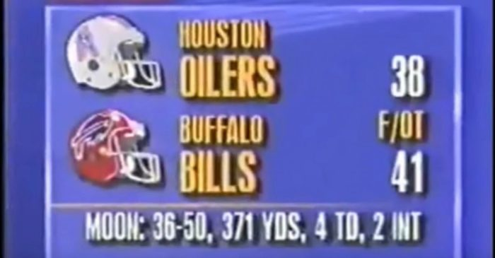 25 years ago this week, Houston became Choke City