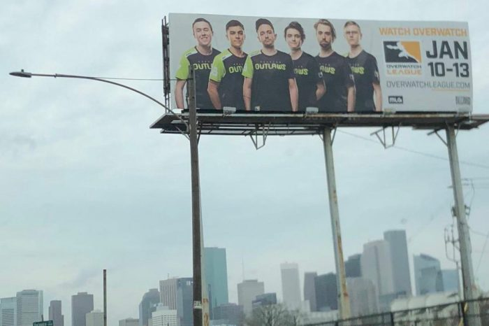 The Outlaws are Houston's newest sports franchise, but they're not playing on any field, court or ice