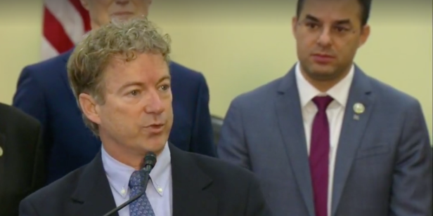 Rand Paul says he will filibuster surveillance bill if it doesn't include warrant protections