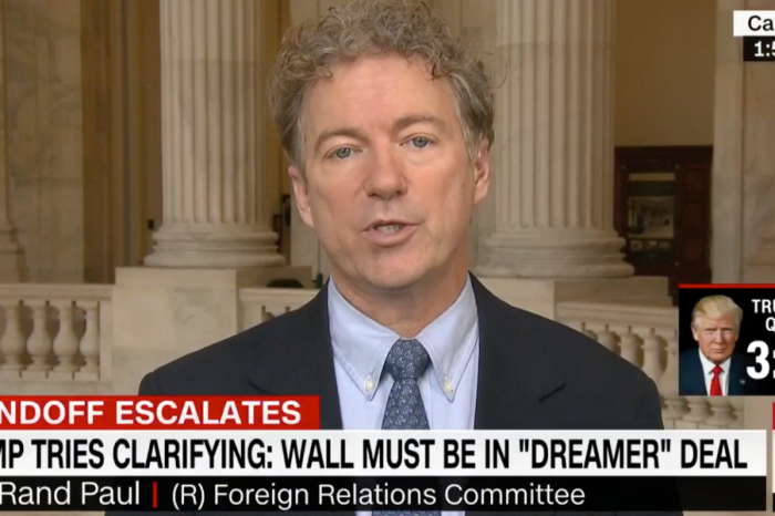 Rand Paul is right about the border wall being too expensive, and it might not even work