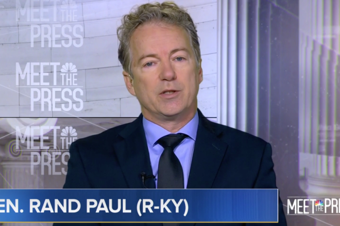 "Rand Paul on Trump's ""sh*thole"" comments: People ""shouldn't draw conclusions that he didn't intend"""