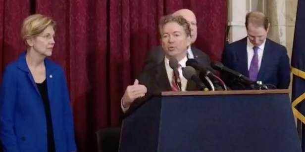 Rand Paul leads bipartisan group of senators vowing to fight warrantless mass surveillance