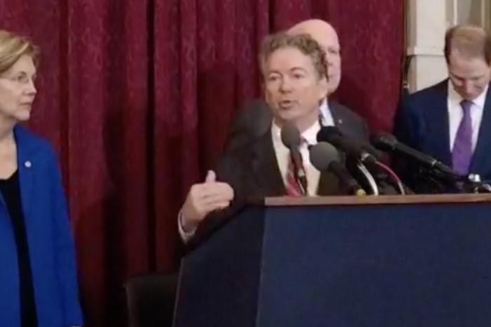 Rand Paul leads bipartisan group of senators vowing to fight warrantless mass surveillance