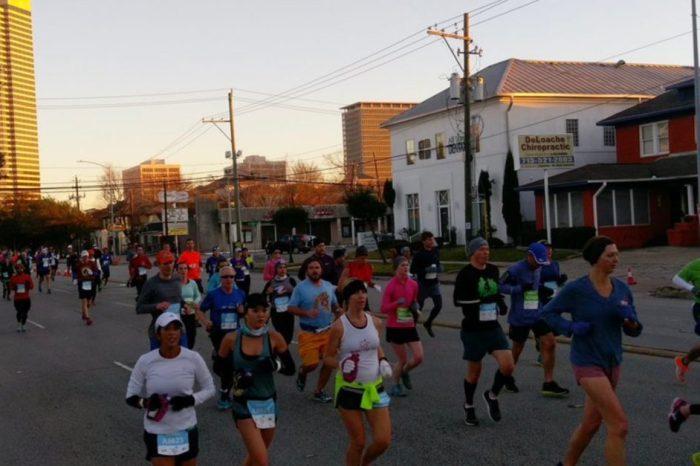 Ethiopian runners dominate Houston Marathon elite events