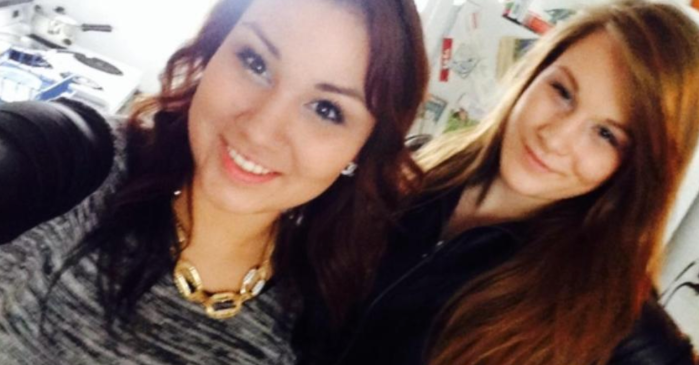 Woman convicted in best friend's murder after posting this selfie to social media