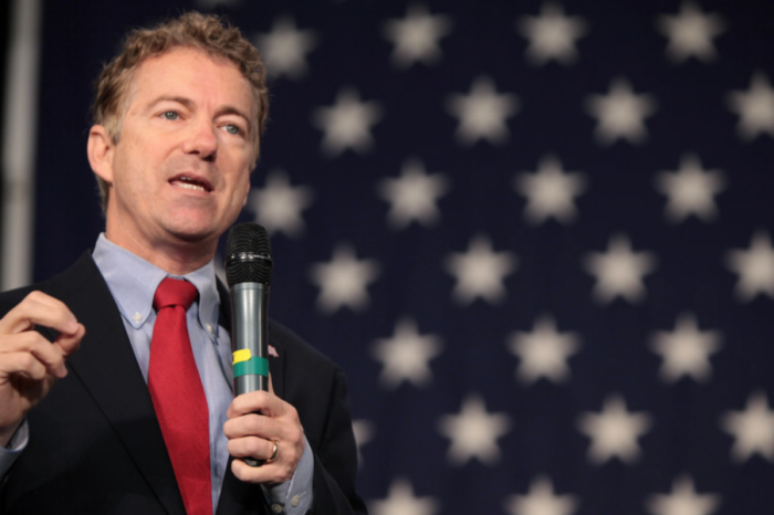 "Rand Paul says America will go the way of Rome if ""inexcusable"" spending doesn't stop"