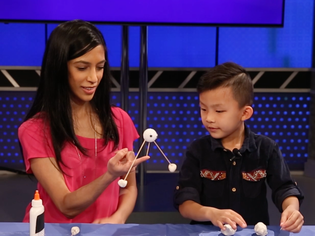 Find the center of gravity with boy genius Anson Wong