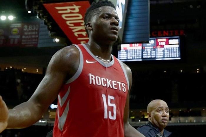 Rockets' Center Clint Capela to ESPN: Houston is better than Golden State