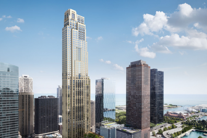 Have a spare $2 million to spend? Then you could live in Chicago's tallest residential-only building