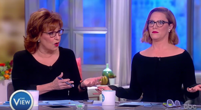"Things Got Heated on ""The View"" When S.E. Cupp Compared Stormy Daniels to Monica Lewinsky"