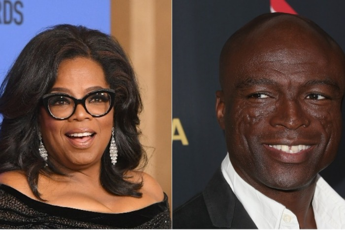 "Seal is doubling down on ""hypocritical Hollywood"" in follow up video to Oprah Winfrey slam"