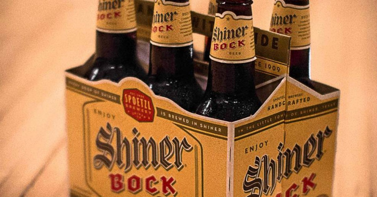 Shiner Beer commercial to air during the Super Bowl