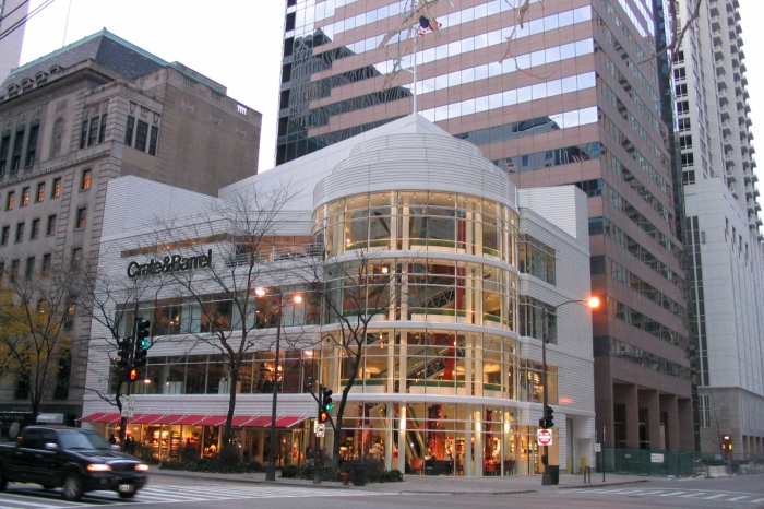 World's largest Starbucks makes headway on Magnificent Mile