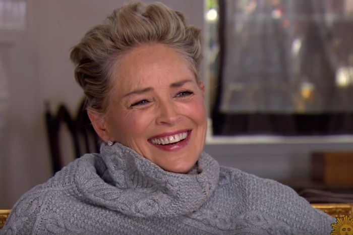 59-year-old Sharon Stone looks like she hasn't aged a day and is as sassy as ever