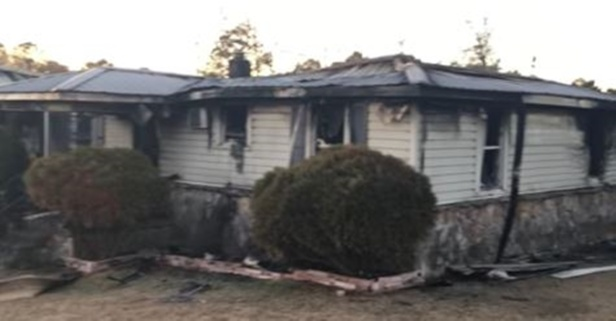 A Roy Moore accuser's house just burned down, and police don't think it was an accident