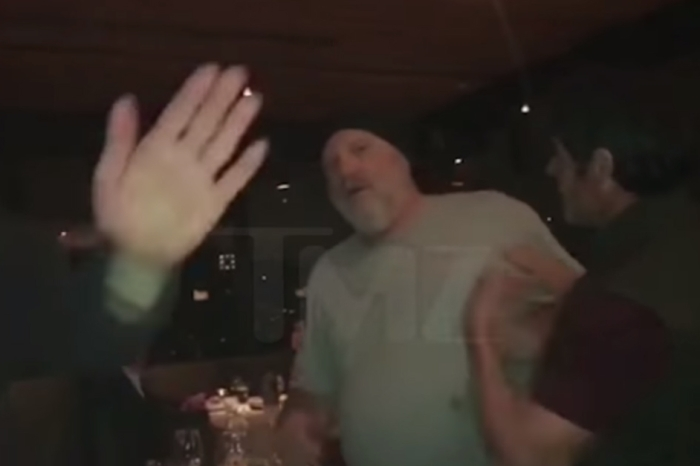 Video shows accused sexual predator Harvey Weinstein being attacked as he leaves a restaurant
