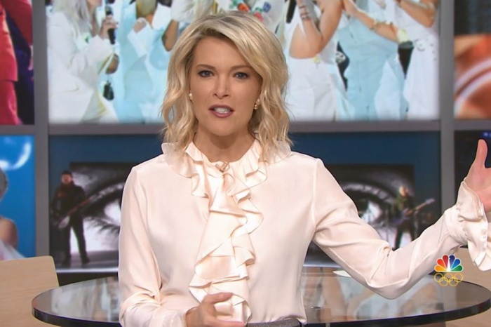 "Megyn Kelly certainly wasn't happy with the ""sexist smear"" brought on at the Grammys"