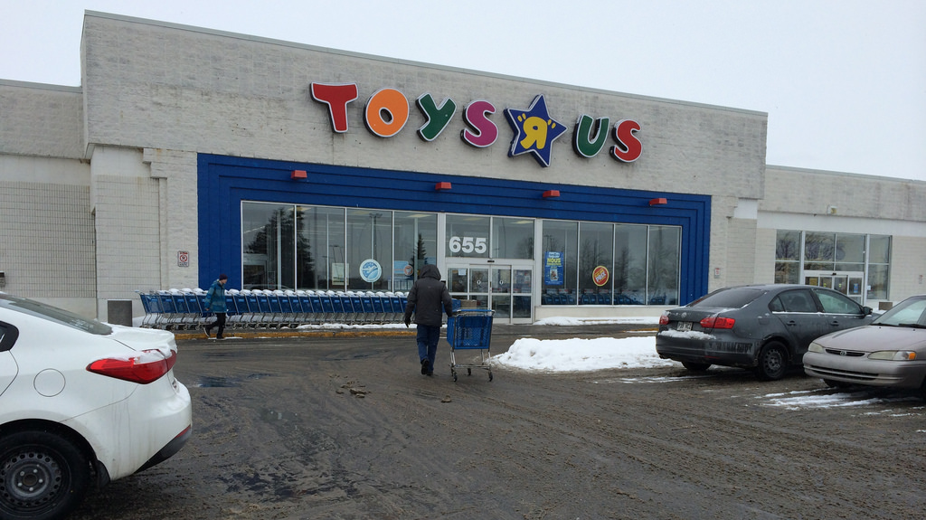 Toys R Us closing 8 Illinois locations, and 20% of their total stores in the US