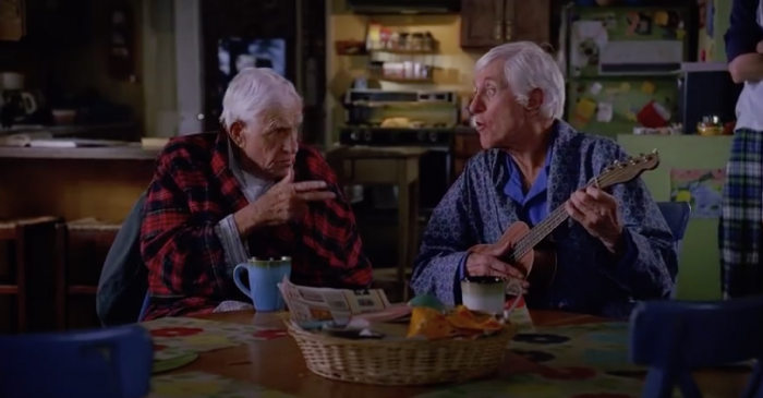 Flashback: Dick and Jerry Van Dyke Reunite With a Song On-Screen Before Jerry's Death