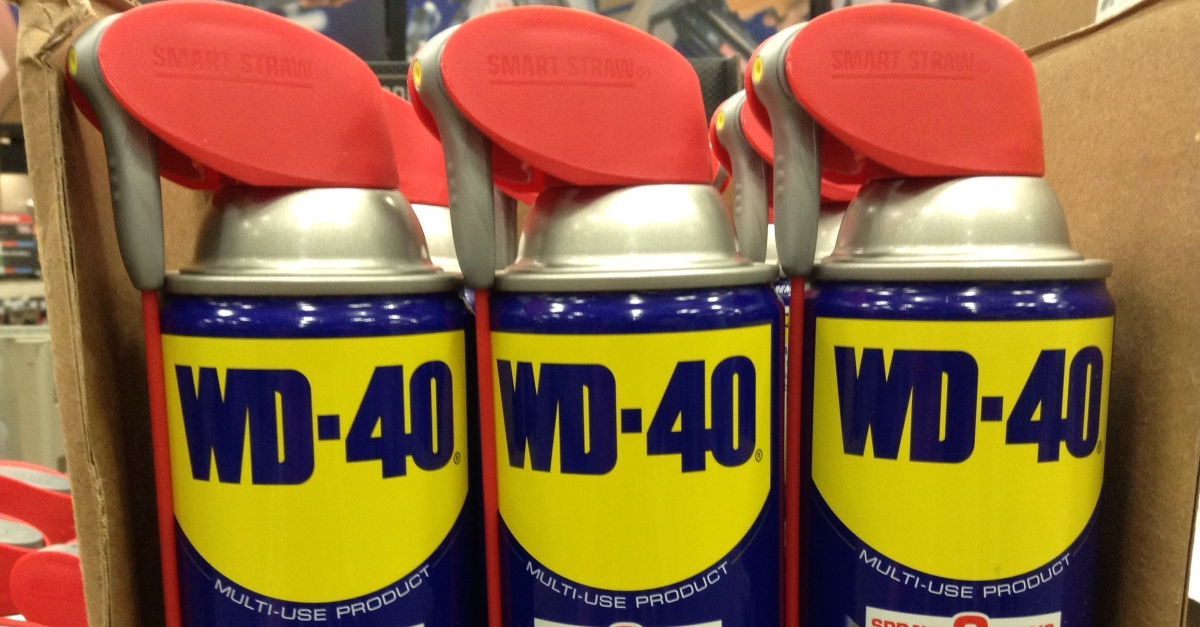 6 unexpected uses for WD-40
