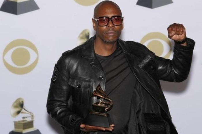 Dave Chappelle wins first Grammy for Netflix special 'Deep in the Heart of Texas'