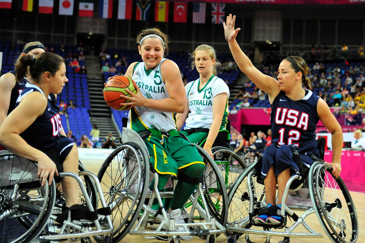 Chicago teen received prestigious invitation U.S. wheelchair basketball team tryouts