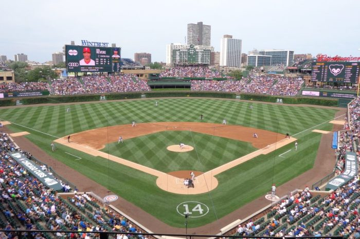 Wrigley Field All Star Game could work but there are some hurdles