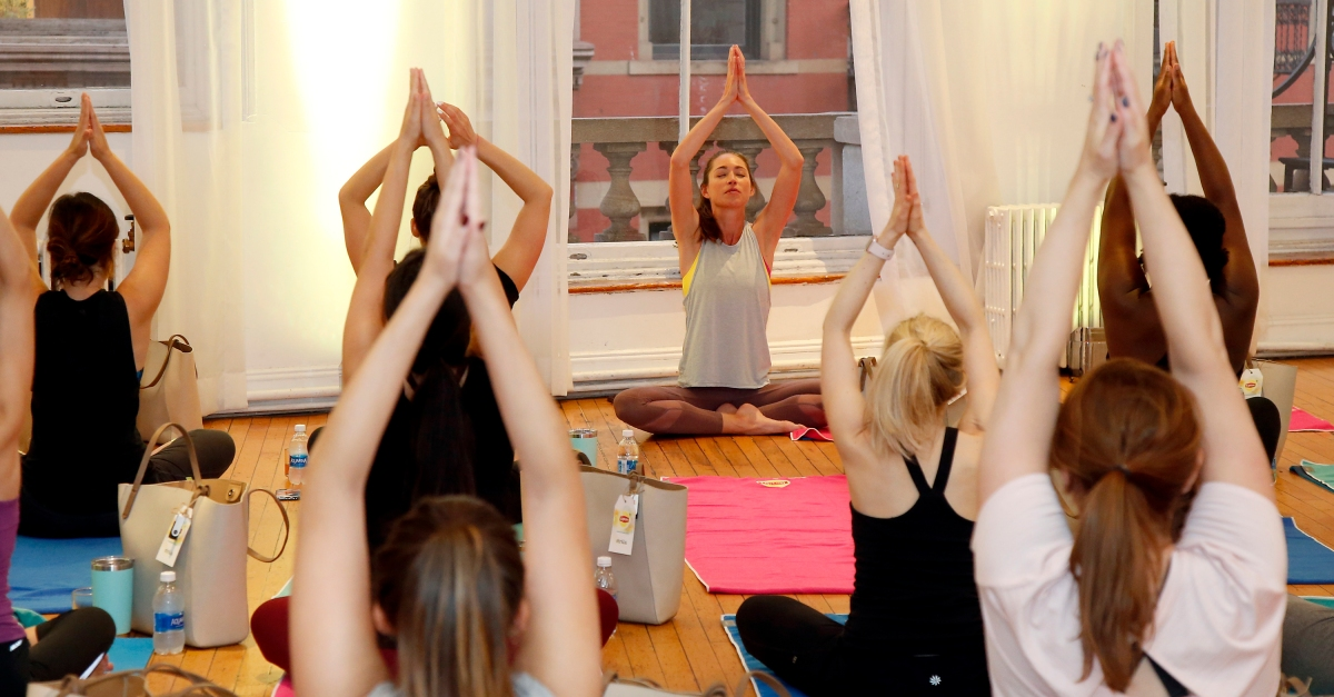 This is why yoga should be part of your daily routine