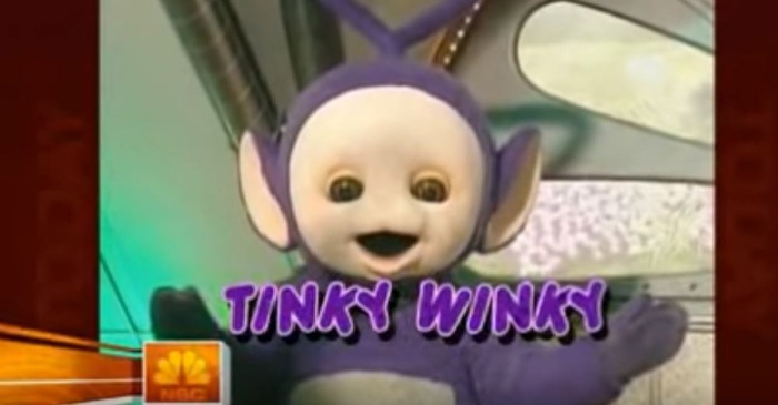 The man who played Tinky Winky just died, and people are mourning