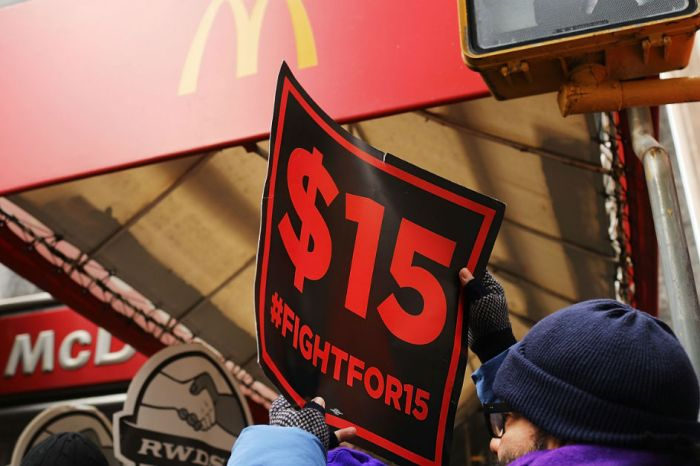 "Fast food workers' ""Fight for $15"" is happening in Detroit on a historic anniversary"