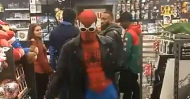 "Memphis Teen Goes Viral After Busting a Move Dressed as ""Ghetto Spider-Man"""