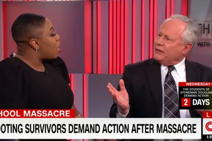 A CNN panelist thinks the FBI didn't act on the Nikolas Cruz warning because of his race