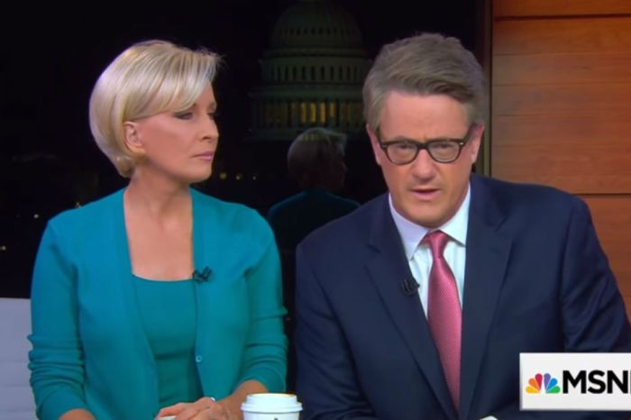 """Morning Joe"" kicks off with a message to President Trump: ""Thank you, Mr. President"""