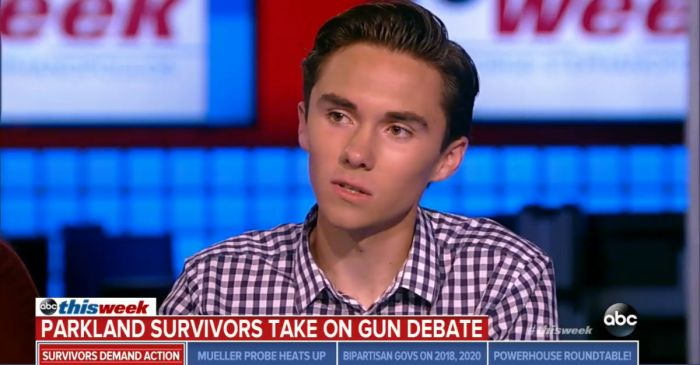 One Florida high school shooting survivor doesn't think the NRA cares about its members