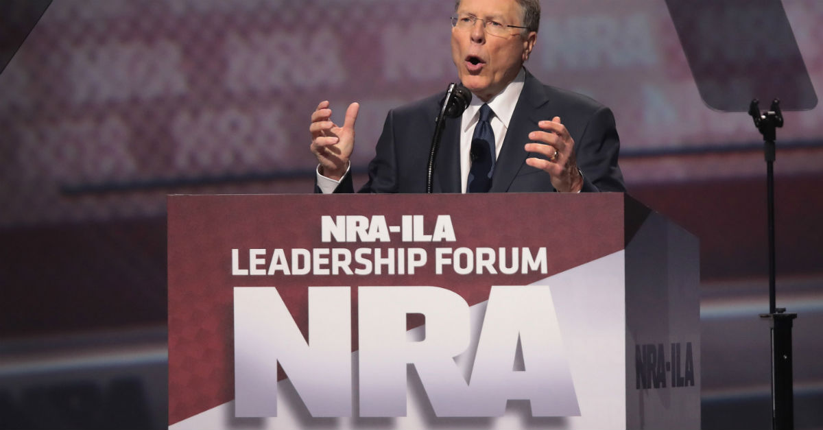 "The NRA defends its ""law-abiding members"" after losing corporate partnerships"