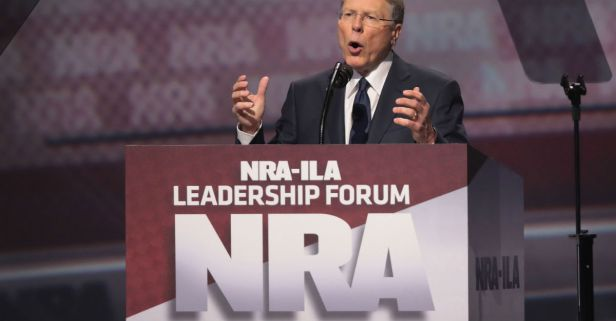 """The NRA defends its """"law-abiding members"""" after losing corporate partnerships"""