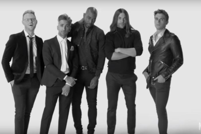 "Netflix's reboot of ""Queer Eye for the Straight Guy"" is filling Twitter with feels"