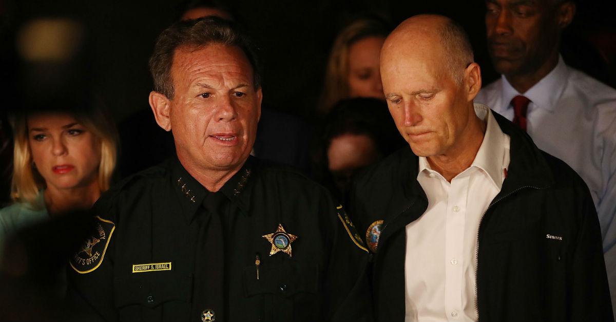 Scott Israel Parkland Florida Broward County Sheriff's Department