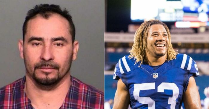 This is why an alleged drunk driver who killed an NFL player used a fake name