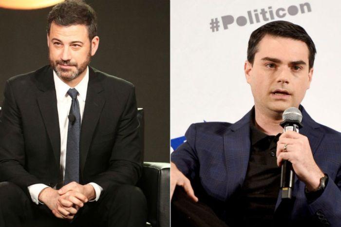 When Jimmy Kimmel made a joke about conservatives' intelligence, Ben Shapiro clapped back