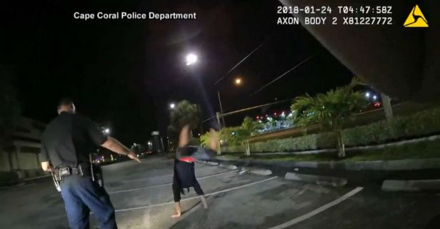Man Does Cartwheel During Field Sobriety Test, It Goes As Poorly As You'd Expect