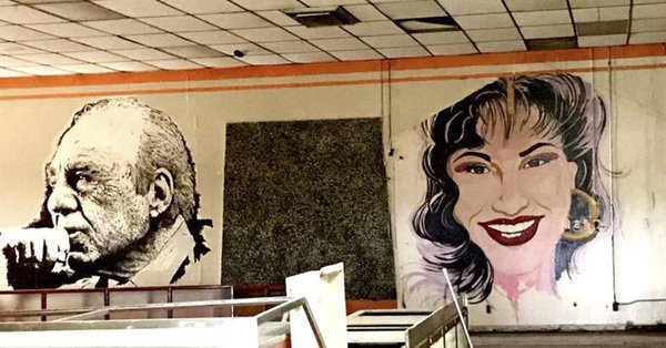 Iconic murals in former San Antonio restaurant painted over by new owner