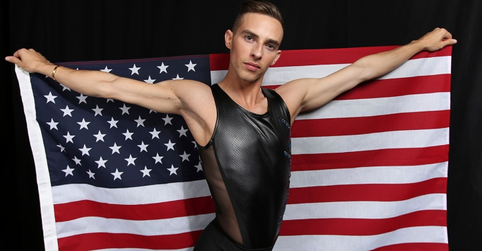 NBC just hired Adam Rippon to join them for the rest of the 2018 Olympic Games
