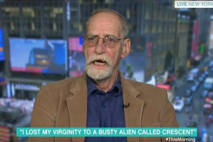 "New Jersey man: Alien with a ""nice body"" abducted my virginity"
