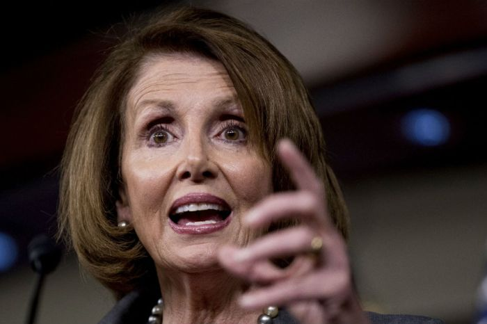 Democrats shun Nancy Pelosi for her out-of-touch remark about Trump's tax plan