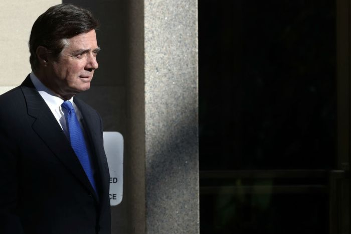 Former Trump aide Paul Manafort is fighting back against the Robert Mueller investigation's latest charges