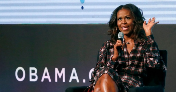 Michelle Obama's memoir now has a title and release date