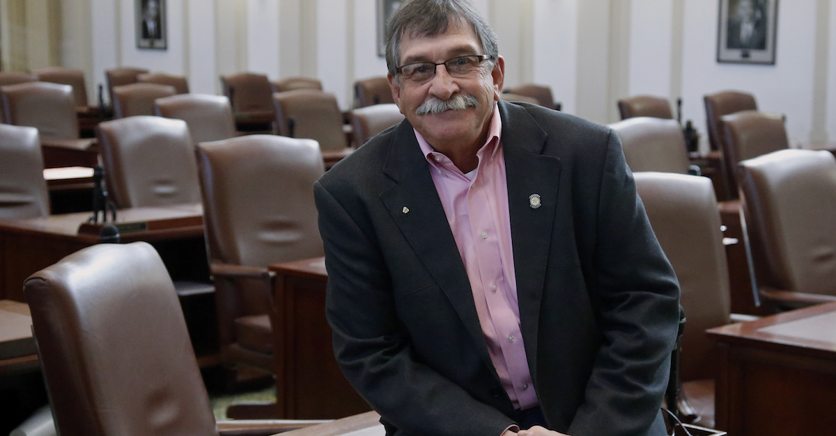 Oklahoma rep proposes drastic measures to stop sex offenders from offending ever again